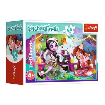 Trefl, puzzle Enchantimalsl, 19618-Trefl