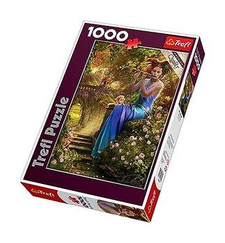 Trefl, Puzzle Kołysanka Flecistki, 10356-Trefl