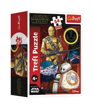 Trefl, puzzle Mini Star Wars Gwiezdne Wojny Siły Mocy, 19641-Trefl