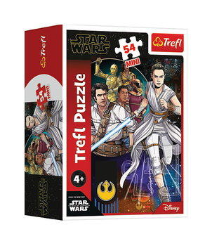 Trefl, puzzle Mini Star Wars Gwiezdne Wojny Siły Mocy, 19642-Trefl