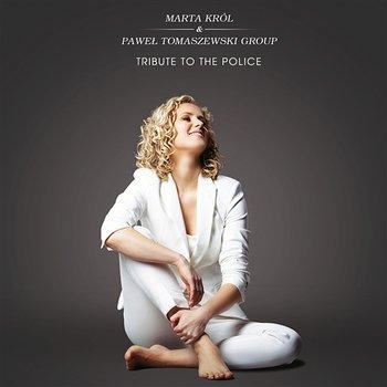 Tribute To The Police-Marta Król & Paweł Tomaszewski Group