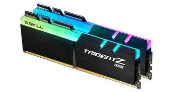 TRIDENTZ RGB DDR4 2X16GB 3600MHZ CL16-16-16 XMP2 F4-3600C16D-32GTZR-G.SKILL