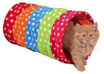 Trixie, tunel kolorowy dla kota, rozmiar 60cm-Trixie