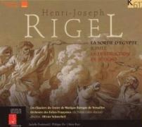 Trois Hierodrames-Rigel Henri-Joseph