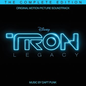 TRON: Legacy - The Complete Edition-Daft Punk
