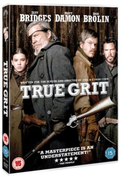 True Grit (brak polskiej wersji językowej)-Coen Ethan, Coen Joel