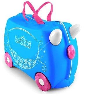 Trunki, jeżdżąca walizeczka Księżniczka Pearl-Trunki