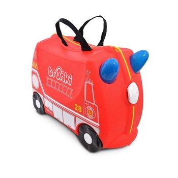 Trunki, jeżdżąca walizeczka Wóz strażacki Frank-Trunki