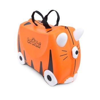 Trunki, Tygrysek Tipu, Jeżdżąca walizeczka-Trunki