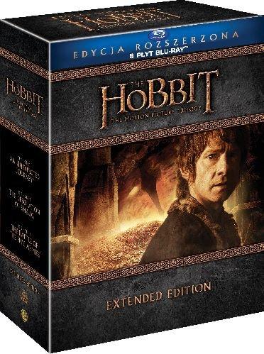Trylogia: Hobbit (wydanie rozszerzone)
