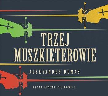 Trzej muszkieterowie-Dumas Aleksander