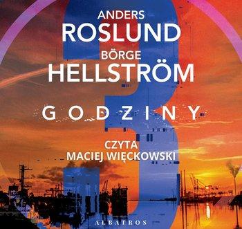 Trzy godziny-Roslund Anders, Hellstrom Borge