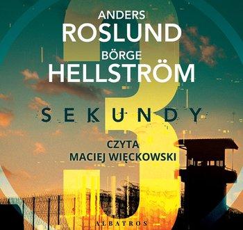 Trzy sekundy-Hellstrom Borge, Roslund Anders