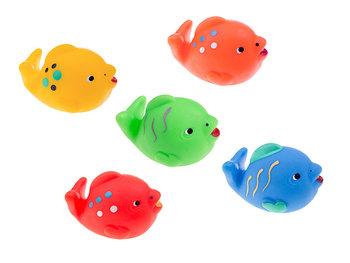 Tullo, zabawki do kąpieli Rybki-Tullo