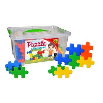 Tupiko, puzzle plastikowe-Tupiko