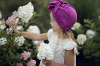 Turban dla dziewczynki L-Lulaby