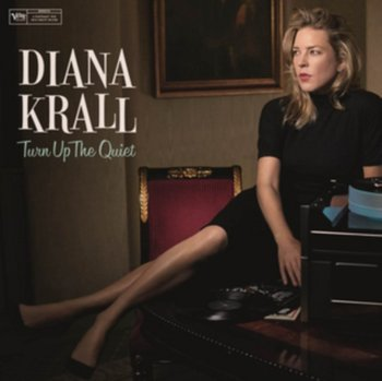 Turn Up The Quiet-Krall Diana
