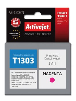 Tusz ACTIVEJET AE-1303N magenta do drukarki Epson-ActiveJet