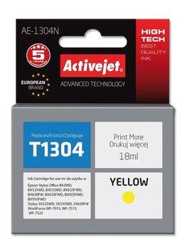 Tusz ACTIVEJET AE-1304N yellow do drukarki Epson-ActiveJet