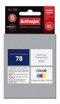 Tusz ACTIVEJET AH-578N kolorowy do drukarki HP-ActiveJet