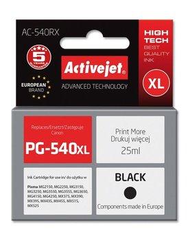 Tusz ACTIVEJET Premium AC-540RX, czarny, 25 ml, PG-540XL-ActiveJet