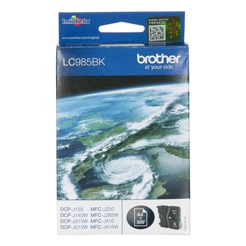 Tusz BROTHER LC985BK black-Brother
