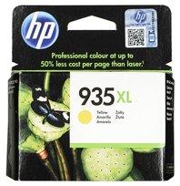 Tusz HEWLETT-PACKARD HP935XL, żółty, 9.5 ml