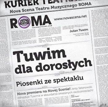 Tuwim Dla Dorosłych Various Artists Muzyka Sklep Empikcom