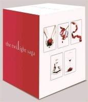 Twilight Saga 5 Book Set (White Cover)-Meyer Stephenie