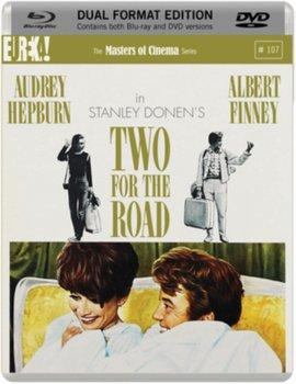 Two for the Road - The Masters of Cinema Series (brak polskiej wersji językowej)-Donen Stanley