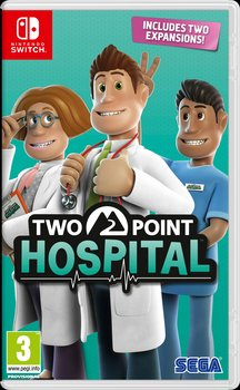 Two Point Hospital-Two Point Studios