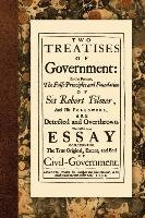 Two Treatises of Government-Locke John