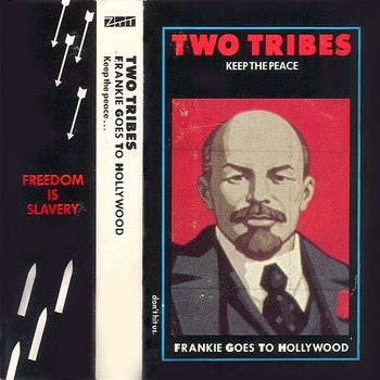 Two Tribes (Singlette)-Frankie Goes To Hollywood