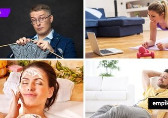 Twój czas w domu. Co zrobić gdy masz wolne 10, 20, 30 minut?