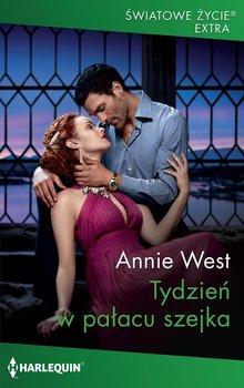 Tydzień w pałacu szejka-West Annie