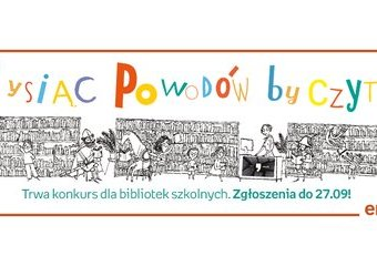 10 000 książek dla bibliotek od Empiku