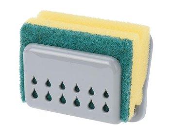 Uchwyt na gąbkę do mycia naczyń z gąbką ASJ COMMERCE-ASJ Commerce