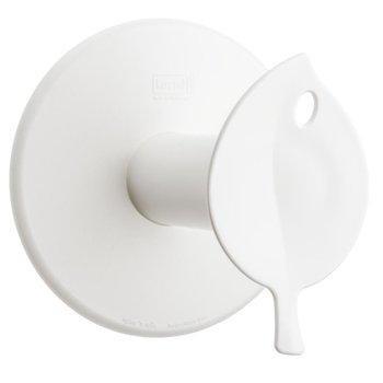 Uchwyt na papier toaletowy KOZIOL Sense, biały, 13x13 cm-Koziol