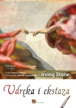 Udręka i ekstaza-Stone Irving