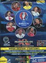 UEFA EURO 2016, Adrenalyn XL, mega zestaw startowy