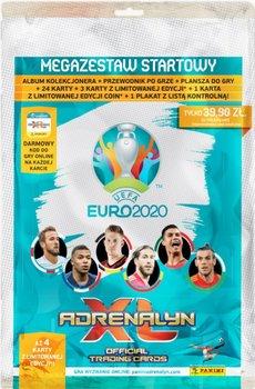 UEFA EURO Adrenalyn XL Mega Zestaw Startowy