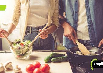 Ugotujcie coś we dwoje: dania na Walentynki