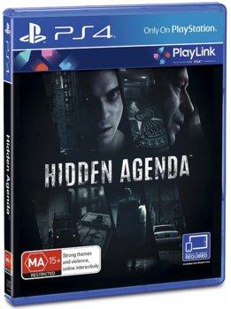 Ukryty Plan - Hidden Agenda-Supermassive Games