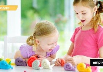 Ulepimy dziś coś? Masy plastyczne – zabawki kreatywne