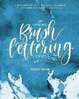 Ultimate Brush Lettering Guide - Dean Peggy