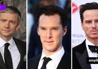 """Ulubione książki gwiazd serialu """"Sherlock"""""""