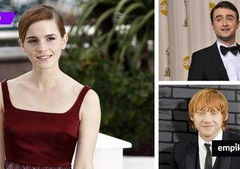 Ulubione książki gwiazd z filmów o Harrym Potterze