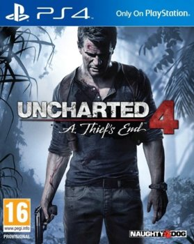 Uncharted 4: A Thief's End-Naughty Dog