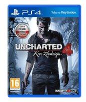 Uncharted 4: Kres Złodzieja - Day One Edition