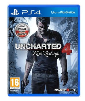 Uncharted 4: Kres Złodzieja - Day One Edition-Naughty Dog